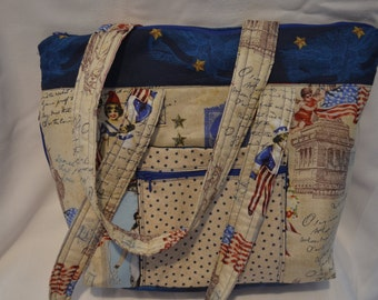 Conceal Carry Purse - Americana