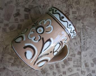 Vintage Soviet, Beer mug, Beer Tankard, collectible mug, beer stein, Beer Collectable, Vintage Beer Stein, Vintage Bar, Vintage Souvenir Mug