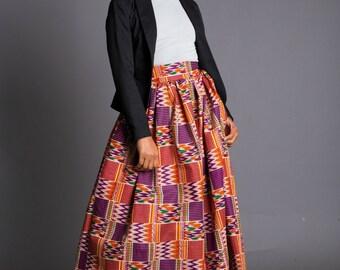 Karimah Maxi Skirt