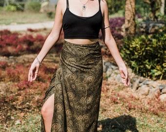 Hippie Skirt // Bohemian Skirt // Gypsy Skirt // Boho Skirt  // Maxi Skirt // Full Length Skirt // Boho Style Skirt // Gypsy Clothing