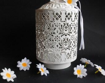 Set of 10 Rustic Lantern, Rustic Wedding Lighting, Moroccan Lantern, Wedding Lantern, Candle Holder,Wedding Centerpiece,Christmas Decoration