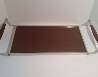 1950s Formica Serving Tray
