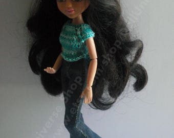 Handmade Set for Moxie and Bratz Doll.