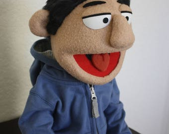 Double Rod Muppet Style Puppet