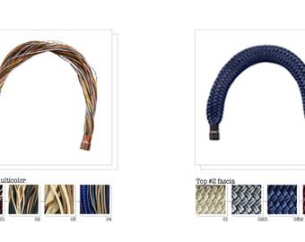 Spare Parts//Top Necklace MTO