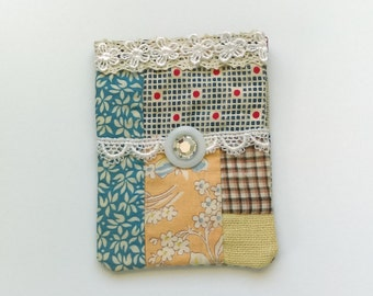 Gift Card Pocket, Pouch, Fabric Pouch, Gift Pouch
