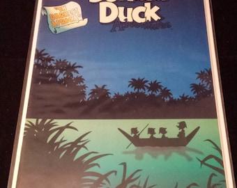 1992 Walt Disney's Donald Duck Adventures Comic, October #29