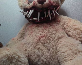 Terrible Ted the Bear!!