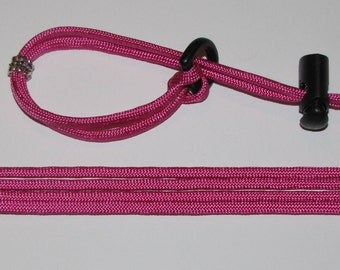 Dark Pink Bearded Dragon Small Animal Harness Leash