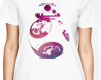 Star Wars BB8 Shirt, BB8 Shirt, Star Wars Women Shirt - Star Wars BB-8 Shirt, Star Wars Funny Shirt, BB-8 Shirt, BB8 t-shirt, Star Wars