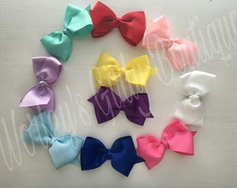 4 inch Boutique Hair Bow