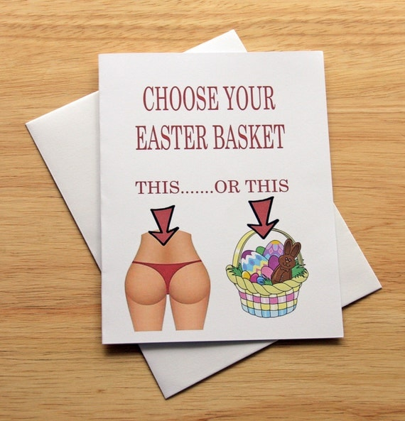 Easter card boyfriend gift card for boyfriend easter like this item negle