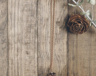 Pinecone Necklace | # 12