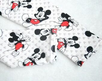 Mickey Mouse Leggings, Disney Outfit, Disneyland Outfit, Mickey Mouse Pants, Disneyland Pants, Baby Leggings, Toddler Leggings, Baby Gift
