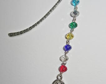 Rainbow Bridge Bookmark,Gift for pet lover, Memorial gift for pet lover St Francis of Asissi