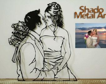 10 year anniversary gifts for men | 10 year anniversary gift for him | tin anniversary gifts for women | 10 anniversary | wedding portrait