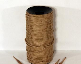 Natural Hemp Rope/6mm/100feet long/Braied Hemp Rope/ Home Decor/Garden/ Shibari/Kinbaku/Much More.
