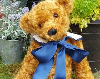 Oliver                 Traditional Teddy Bear