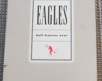 Eagles Hell Freezes Over VHS Concert