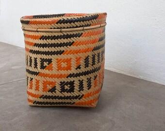 Unanarã Basket / Handmade Woven Basket / Ethnic Basket / Primitive Decor