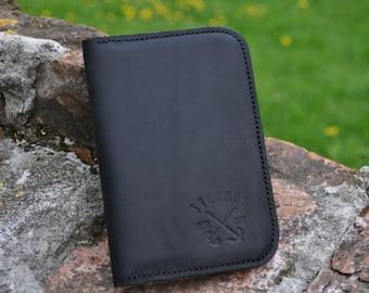 Passport Wallet, Leather Passport Wallet, travel wallet, passport case, leather passport holder, document wallet