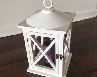 Wooden lanterns, candle holder, candle lamp, entrance lamp, lantern,
