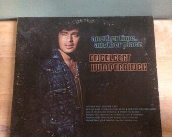 Engelbert Humperdinck Another Time, Another Place Vinyl Record Album