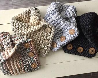 Made to order - Fiber Junkie Knit Collar