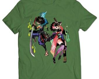 Muramasa: The Demon Blade T-shirt