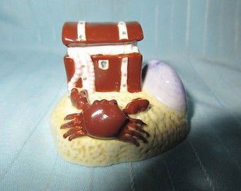 Wade Wimsie Under the Sea - Crab and Treasure Chest