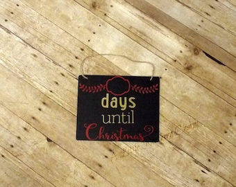 """Shop """"christmas countdown"""" in Office"""