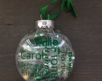 Girl scout gift etsy for Cub scout ornament craft