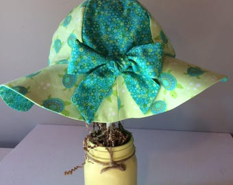 Infant and toddler sunhat, baby gift