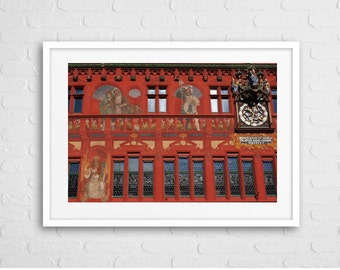 Architecture Photography Art Photo With Frame