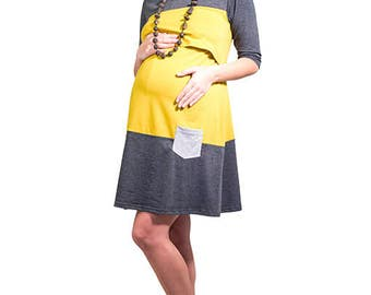 Chantal of lactation and pregnancy dress