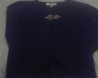 Beth Bowley cashmere cardigan