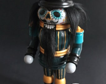 "DIA de los Muertos / day of the dead Nutcracker ""Claudio"""