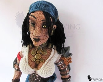 Isabela - Dragon Age Collectors' Doll