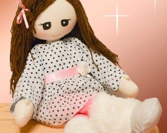Mashka Handmade Doll