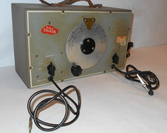Vintage Electric Generator Etsy
