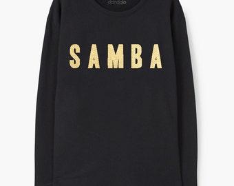 """Sweatshirt """"Samba"""""""