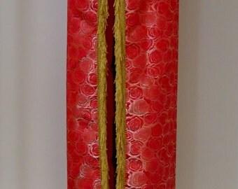 Orange Rose Wig Rack