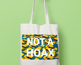 Not A Hoax Taxi Tote