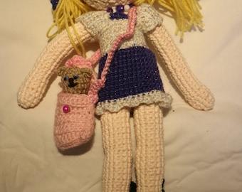 Daphne Doll - Amigurumi