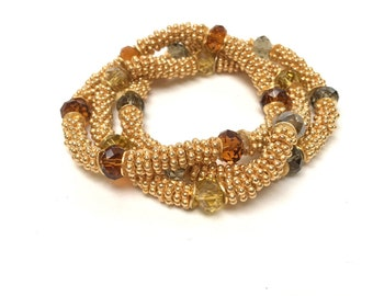 Coco Pull on Stackable Bracelet
