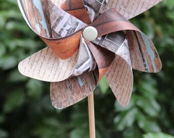 Rustic Pinwheels