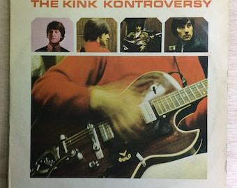 Rock LP The Kinks The Kinks Kontroversy Vintage PYE Records Vinyl