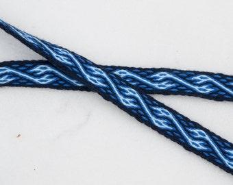 Small dragons - Tablet weaving belt, viking inspirantion