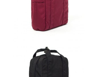 Laptop Backpack, Canvas Backpack, Vegan Backpack, Backpack Laptop, Canvas Rucksack, Square Backpack, Backpack Women, Laptop Backpack Women