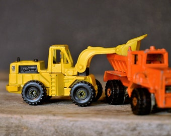 Variété de petits Hot Wheels en métal des années 1970